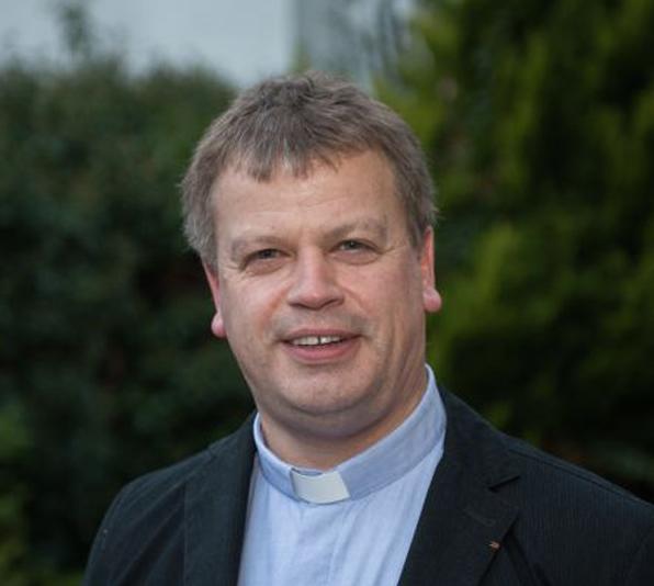 Pfarrer Harald Poggel